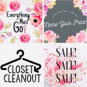 Other - Make me an offer!!! 💃👗🧥👘👙👠👜